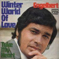 Cover Engelbert Humperdinck - Winter World Of Love