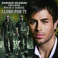 Cover Enrique Iglesias - Lloro por tí