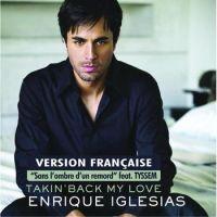 Cover Enrique Iglesias feat. Tyssem - Takin' Back My Love (Sans l'ombre d'un remords)