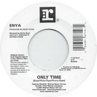 Cover Enya - Only Time