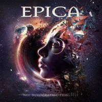 Cover Epica - The Holographic Principle