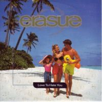 Cover Erasure - Love To Hate You