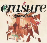 Cover Erasure - Sometimes
