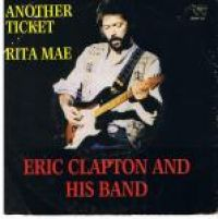 Cover Eric Clapton - Another Ticket