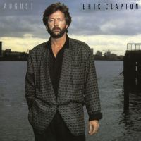 Cover Eric Clapton - August