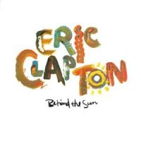 Cover Eric Clapton - Behind The Sun
