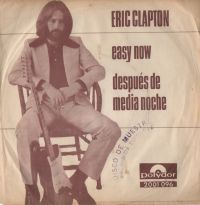 Cover Eric Clapton - Easy Now