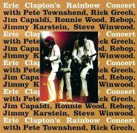 Cover Eric Clapton - Eric Clapton's Rainbow Concert