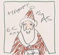 Cover Eric Clapton - Happy Xmas