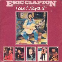 Cover Eric Clapton - I Can't Stand It