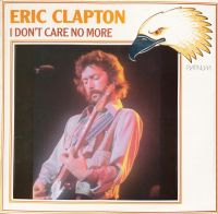 Cover Eric Clapton - I Don't Care No More