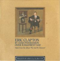 Cover Eric Clapton - If I Had Possession Over Judgement Day