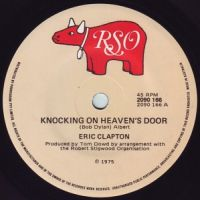 Cover Eric Clapton - Knockin' On Heaven's Door