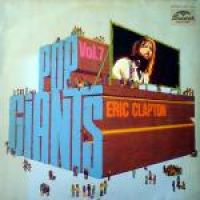 Cover Eric Clapton - Pop Giants, Vol. 7