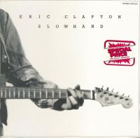 Cover Eric Clapton - Slowhand