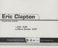 Cover Eric Clapton - Superman Inside