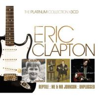 Cover Eric Clapton - The Platinum Collection x3CD