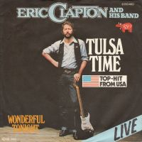Cover Eric Clapton - Tulsa Time (Live)