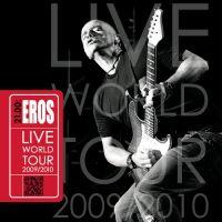 Cover Eros Ramazzotti - 21.00: Eros Live World Tour 2009/2010