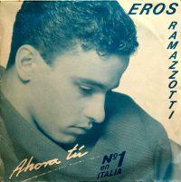 Cover Eros Ramazzotti - Ahora tú