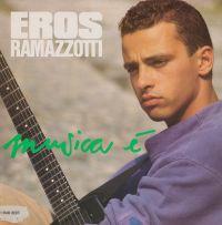 Cover Eros Ramazzotti - Musica é