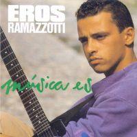 Cover Eros Ramazzotti - Música es