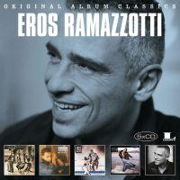 Cover Eros Ramazzotti - Original Album Classics