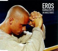 Cover Eros Ramazzotti - Un angelo non è