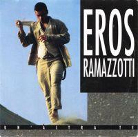 Cover Eros Ramazzotti - Un'altra te