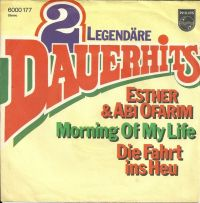 Cover Esther & Abi Ofarim - Morning Of My Life