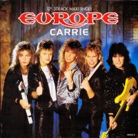 Cover Europe - Carrie