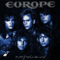 Cover Europe - Out Of This World