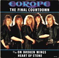 Cover Europe - The Final Countdown