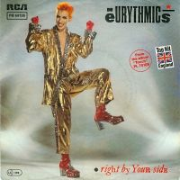 Cover Eurythmics - Right By Your Side