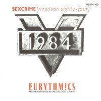 Cover Eurythmics - Sexcrime (Nineteen Eighty-Four)