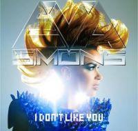 Cover Eva Simons - I Don't Like You