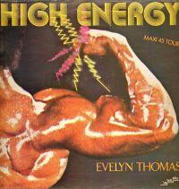 Cover Evelyn Thomas - High Energy