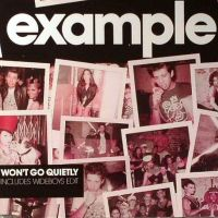 Cover Example - Won't Go Quietly