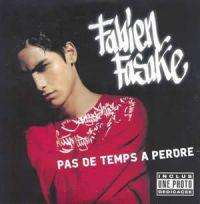 Cover Fabien Fasake - Pas de temps à perdre