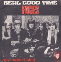 Cover Faces - Had Me A Real Good Time