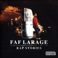 Cover Faf Larage - Rap Stories