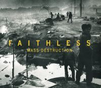 Cover Faithless - Mass Destruction