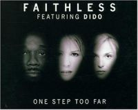 Cover Faithless feat. Dido - One Step Too Far