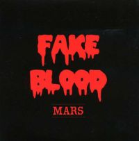 Cover Fake Blood - Mars