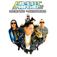 Cover Far * East Movement feat. Justin Bieber - Live My Life