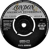 Cover Fats Domino - Jambalaya