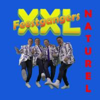 Cover Feestgangers XXL - Naturel