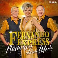 Cover Fernando Express - Flammen überm Meer