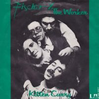 Cover Fischer-Z - The Worker