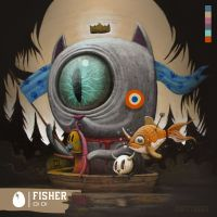 Cover Fisher - Stop It